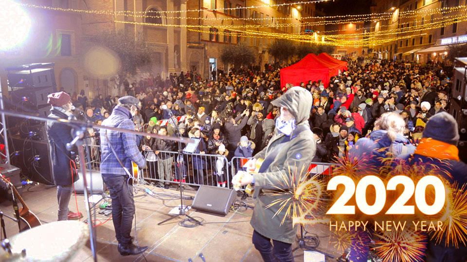 Capodanno a Macerata!
