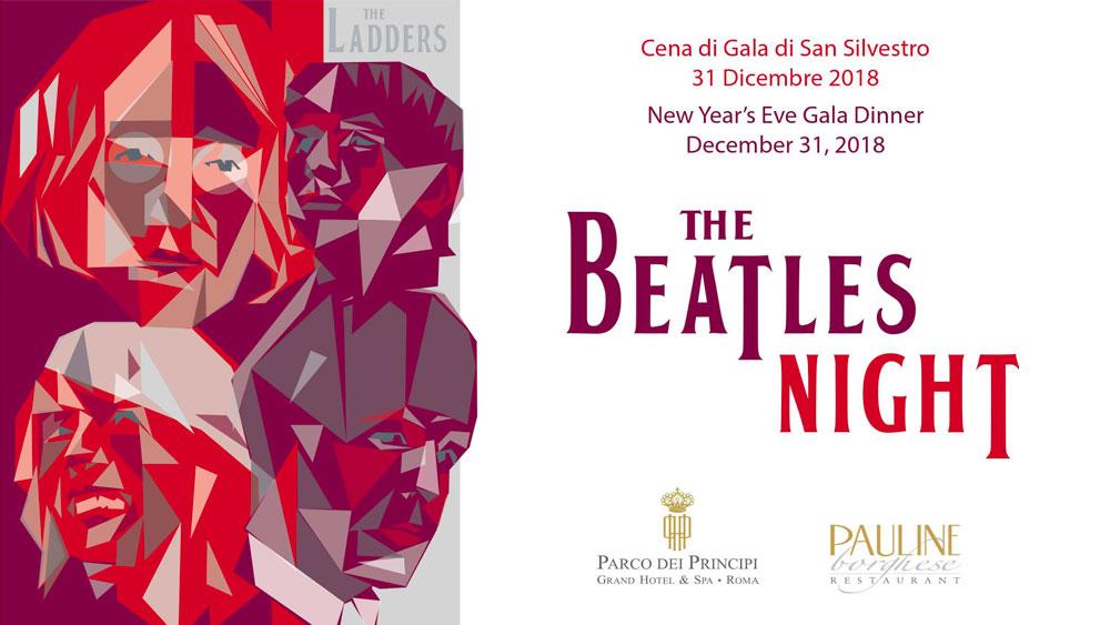 Capodanno con i Beatles al Parco dei Principi di Roma