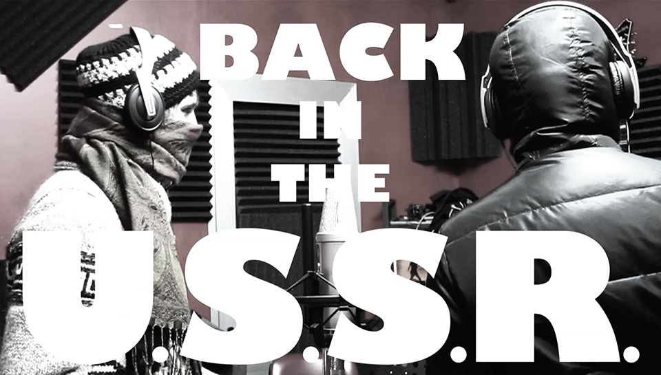 Back in the USSR - The Ladders (Beatles cover)