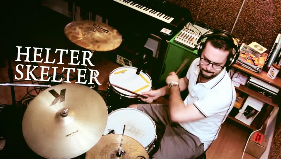 Helter Skelter - The Ladders (Beatles cover)