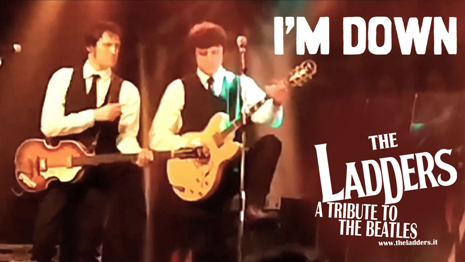 I'm Down - The Ladders (Beatles live cover)