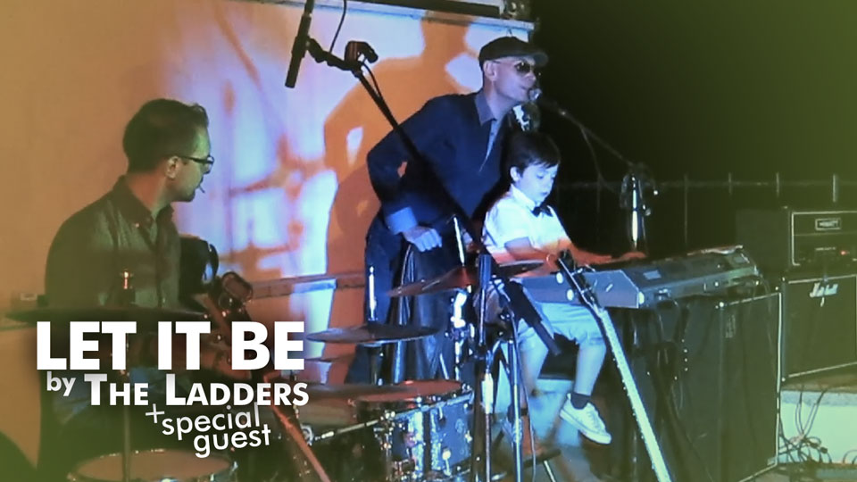 Let it Be - The Ladders (Beatles live cover)