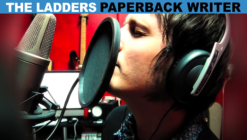 Paperback Writer - The Ladders (Beatles cover)