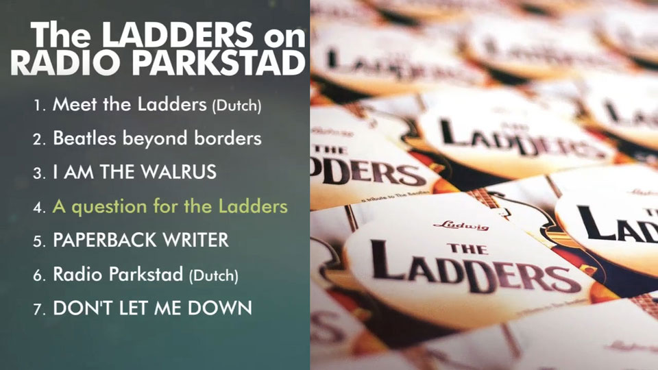 The Ladders on Radio Parkstad