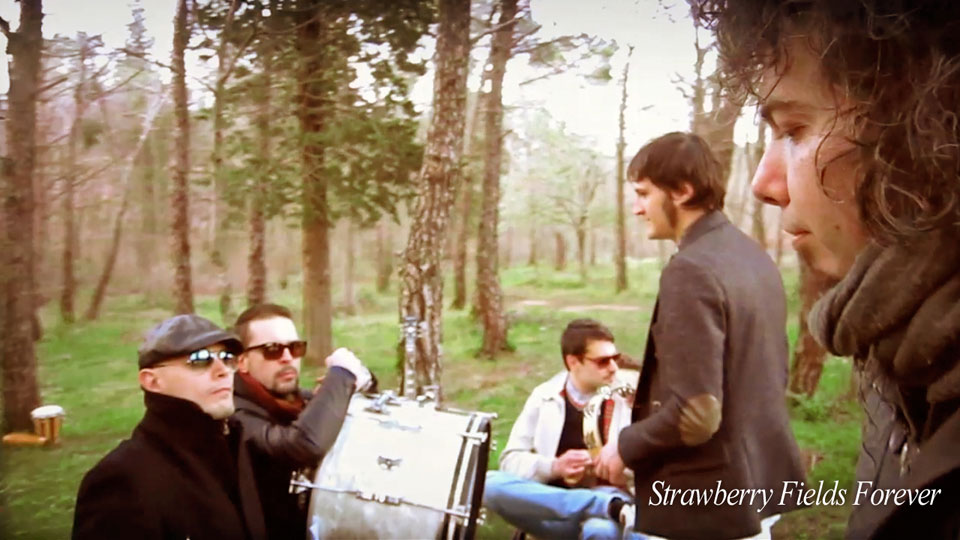 Strawberry Fields Forever - The Ladders (Beatles cover)
